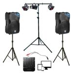 iPod / MP3 Player / Laptop & Tablet - Disco Package (Hire Cost per Day)
